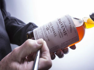 Виски The Balvenie Single Barrel Sherry Cask 15 YO теперь в России