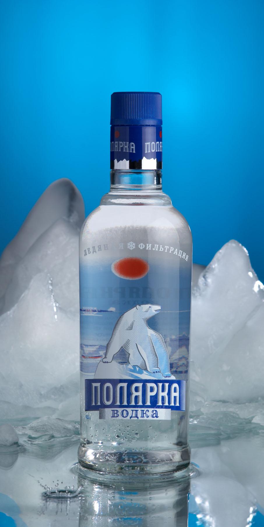 морошка водка фото